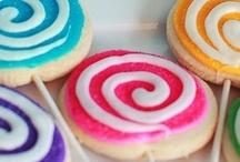 Sweets - Cookies / by Tasha Lambert