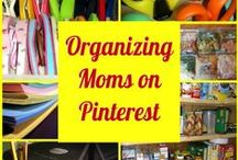 Organization Tips, Tricks, and Hacks / Ways to organize, ways to make life easier.