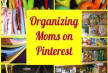 Organization Tips, Tricks, and Hacks / Ways to organize, ways to make life easier.