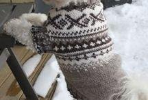 Knit/Crochet: Pets
