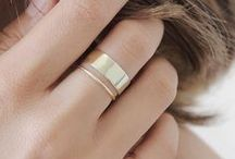 Rings / The most beautiful rings to wear