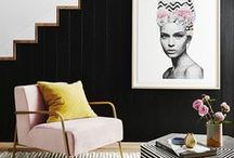 Deco | Home Styling / Decoration tips and home styling. Cosy corners, stylish details, smart hacks