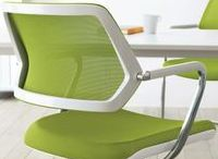 Steelcase Chairs / Which chair is right for you? Take a look at what we offer, whether you need chairs for a collaborative space, an office chair for workers who sit all day, or an easily adjustable chair for mobile workers, we have something to suit your needs.