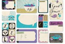 "Scrapbooking-CTMH Picture My Life / Close to My Heart's pocket page scrapbooking system. Each Picture My Heart kit includes 78-3x4"" cards (3 of each design), 44-4x6"" cards (2 of each design), a 12x12"" cover page, and 10 page protectors of various designs. / by Rebecca 