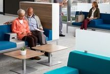 Steelcase Health / Steelcase Health works with leading healthcare organizations to create places that deliver greater connection, empathy and wellbeing for everyone involved in the health experience.