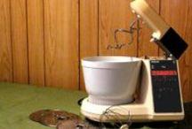 vintage domestic appliences / Hienoja kuvia vanhoista kodinkoneista. Enjoy!