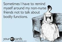 nursing / by Katie Gamble