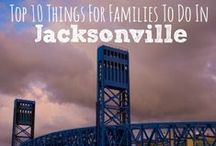 Jacksonville, Florida / Jacksonville, Florida, is the largest city by area in the United States. With so much space, there are a lot of sights and events all over our city!