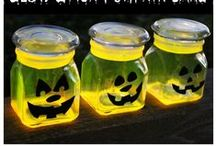 Halloween Decor / Halloween is just around the corner! Decorate your new home with these spooky decorations and crafts.