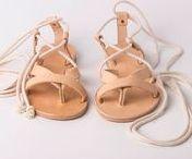 Summer Flats and Sandals / Summer Flats and Sandals
