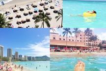 Hawaii / Where to see, what to eat, where to stay + how to get there! Everything you need to know about the Hawaiian Islands