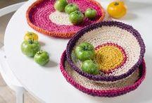 CROCHET / créations en crochet
