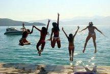 vem, verão! / Sol, praia, viagens, férias, bronze em dia... tem coisa melhor?