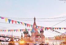 My beautiful Russia