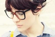 Bespectacled / by Sarah A