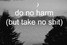 Words to Live By... / by Jennifer Osbourne