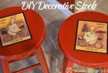 DIY and Home / I like homemade and inexpensive DIY's!