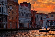 Italy-Place of love / by Aubrey Phillips