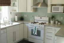Kitchen Ideas / by Jessica Rancourt