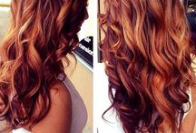 hair / by Kayla Verbic