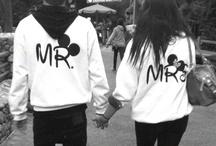 Mr & Mrs / by Aubrey Phillips