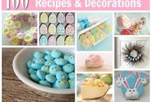 Spring Holidays and Crafts