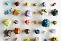 Installations, Sculpture & Textiles / by Sarah A