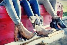 Cowboy boots. / by Aubrey Phillips