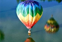 i want to fly away... sometimes / balloons