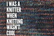 Knitting / by Sheryl Cook