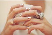 nails / by Mary Claire Medina