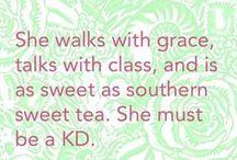 Kappa Delta / by Kellee Ann