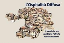Ospitalità Diffusa / Da verticale a orizzontale, il nuovo trend dell'offerta turistica compatibile