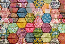 patchwork, hexagons and crafty goodness / by Tina McGrane
