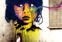 StrEeT aRT / by Patoirlove