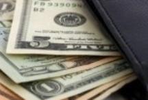 Budget, Money saving ideas / by Kathleen Hereford