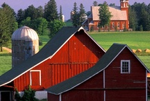 Barns and country stuff / by Kathleen Hereford
