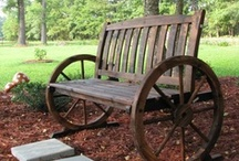 Rustic Country living / by Kathleen Hereford