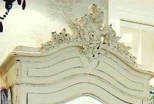 french provincial in white