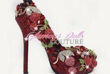 fancy feet / by Kathleen Hereford