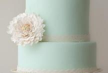 { of wedding cakes }