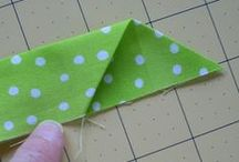 Quilting Tips / by Sandra Thomas