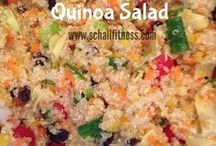 Salads & Side dishes / Clean Eating at its finest!