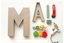 Monogram Mayhem / by Kellee Ann