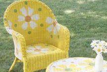 Furniture DIY  / Furniture ideas to paint, renew, and redo / by Kathleen Hereford