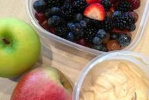 Healthy Family Snacks / Clean snacks our children enjoy!
