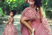 Mommy and Me Fashion
