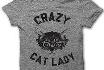 How To Dress Like A Crazy Cat Lady