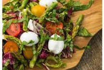 Salads, Veggie & Sides