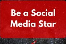 Be a Social Media Star / Social media is a vast, intimidating wilderness. Tame it with these powerful tips and tricks.